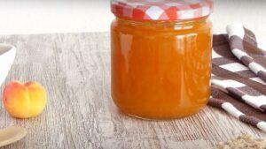 Receta de mermelada de damasco o albaricoque