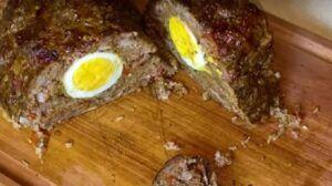 Receta de asado aleman chileno
