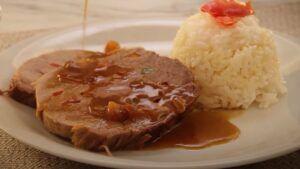 Receta de carne mechada chilena