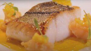 Receta de pescado al horno a merluza al horno