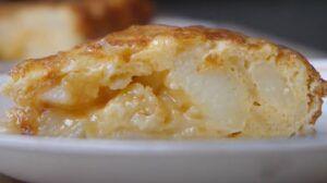 Receta de tortilla de papas chilenas fácil y rápidas